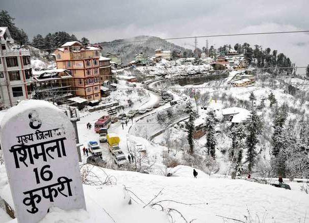 पहाड़ों पर बर्फबारी से पूरे उत्तर भारत में ठंड का प्रकोप बढ़ गया है. ठंड और कोहरे से खासकर यातायात व्यवस्था पर बुरा असर पड़ रहा है. दिल्ली में कोहरे की वजह से 6 अंतरराष्ट्रीय एवं 7 घरेलू उड़ानें रद्द करनी पड़ी हैं. 41 ट्रेनों के आने में देरी हुई है, 9 के समय में …