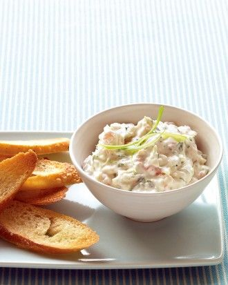 """See the """"Herbed Shrimp Dip"""" in our Dips and Spreads gallery"""