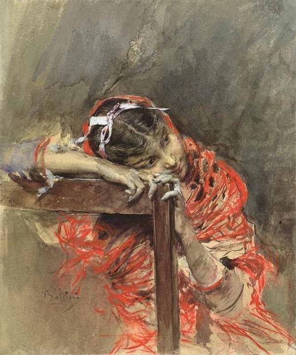 by Giovanni Boldini