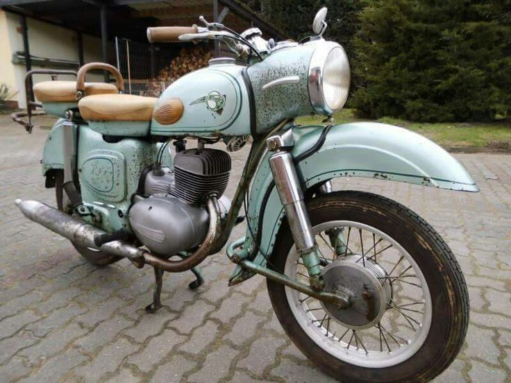 MZ ES 250. 1959