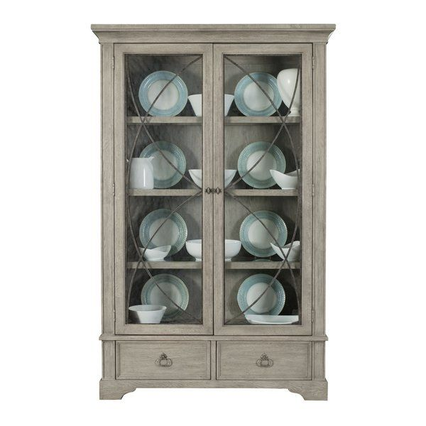 Bernhardt Marquesa Curio Cabinet Perigold Curio Cabinet