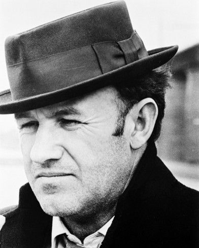 """Gene Hackman as Popeye Doyle in director William Friedkin's """"The French Connection""""."""