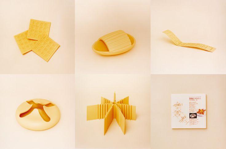 Architects' Macaroni Exhibition | WORKS | HARA DESIGN INSTITUTE