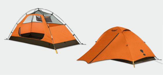 Motorcycle Camping Gear Essentials - Eureka Apex Solo Tent #motorcycle_camping