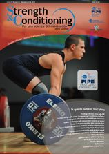 Strength & Conditioning. Per una scienza del movimento dell'uomo. N°4 http://strengthandconditioning.calzetti-mariucci.it/