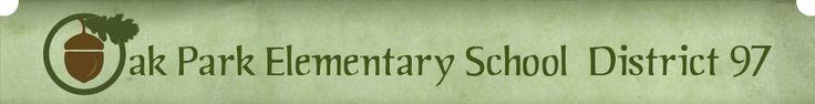 Oak Park Elementary School District 97: Food Allergy Management Program (yaaaaaaay!!!!!)