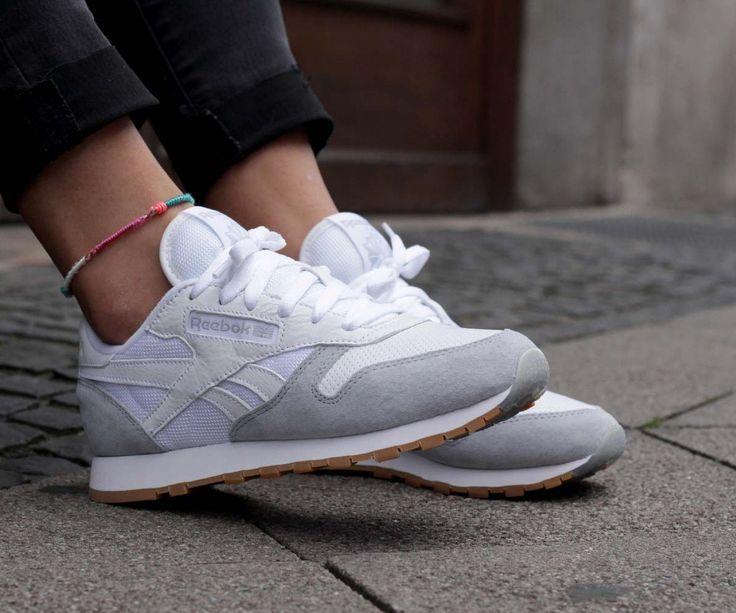 274a95468aef Trendy Sneakers 2017  2018   Sneakers femme Reebok Classic Kendrick Lamar  (sapato)