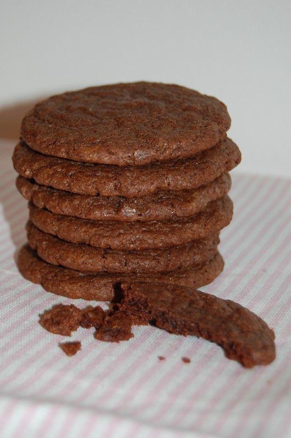 Nutella-kakor