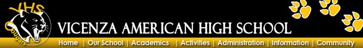 Vicenza High School Header understands ADHD see http://www.vice-hs.eu.dodea.edu/pubs/adhd.pdf for ADHD school provisions #ADHD #Twice Exceptional #2E #GLD #Gifted Learning Disabilities #Dual Exceptionalities