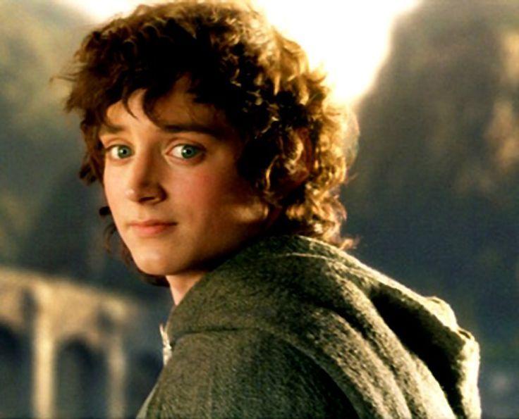 How is Frodo a hero?