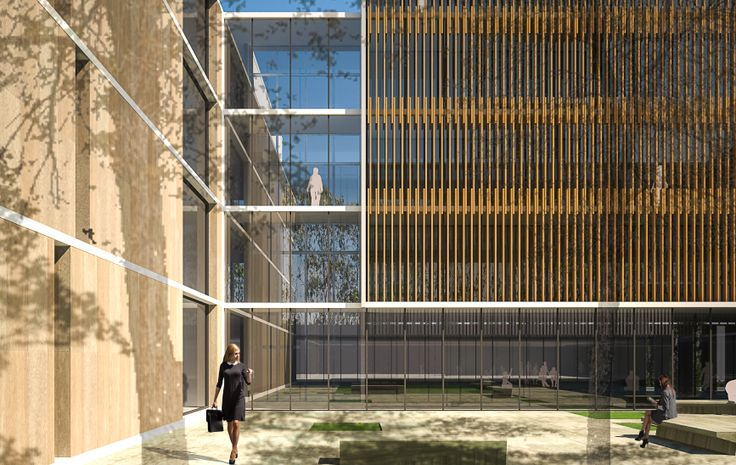Edificio Laboratorio Criminalístico / Santiago CHILE / PLAN Arquitectos www.planarquitectos.cl