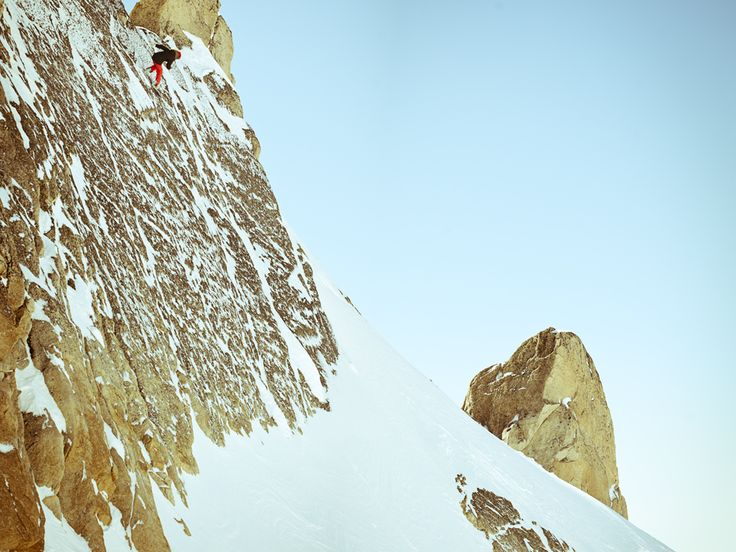 Snowboarder Mag's Photo of the Day with our girl Torah Bight (photographer Daniel Blom)