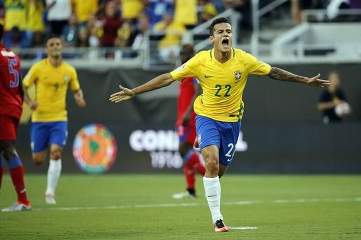 Philippe Coutinho's brand value increased by 8.90% after he scored a hat-trick for Brazil #BravsHai #MyCopaColors