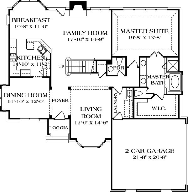 Albany house plans