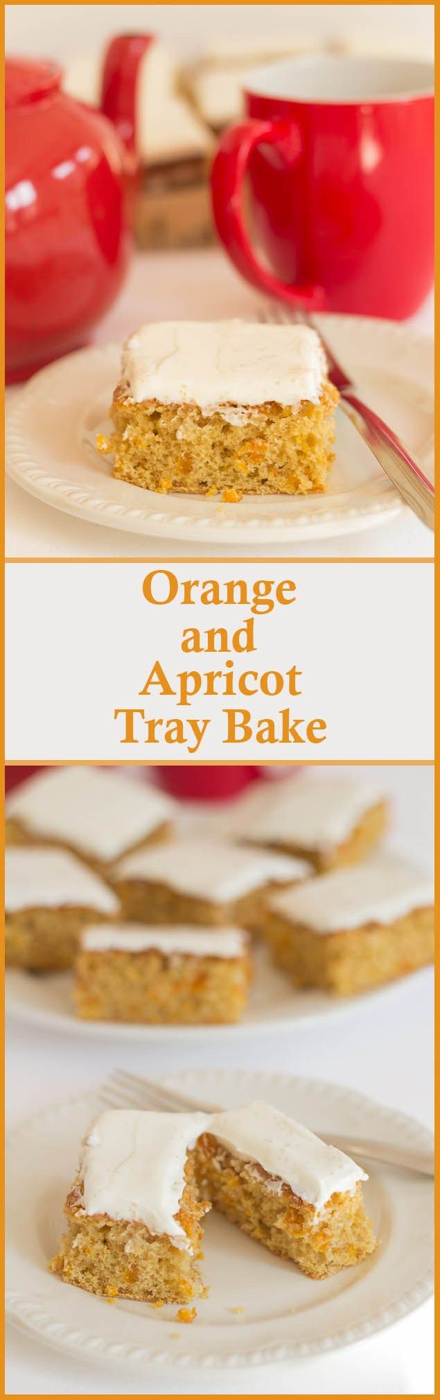 A healthier bake for your morning or afternoon cuppa! This low fat orange and…