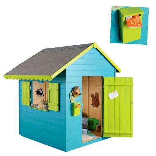 1000 ideas about maisonnette bois enfant on pinterest maisonnette bois wo - Maisonnette pour enfant ...