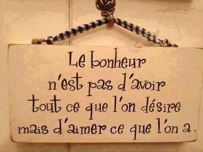.Bonheur
