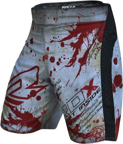 RDX Blood MMA Grappling Shorts