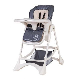 Prego 3024 Bona Petite Mama Sandalyesi Gri