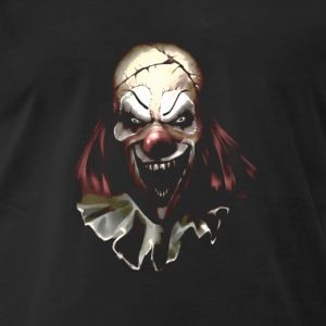 Evil Clown - Men's Premium T-Shirt