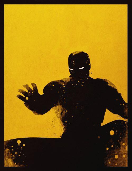 Iron Man, The Avenger