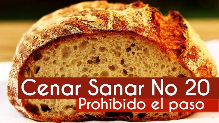 Cenar Sanar 20 Prohibido el Paso