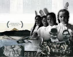 Tatarakihi - Children of Parihaka. Must see this film about the great peaceful resistance movement in Aotearoa New Zealand.