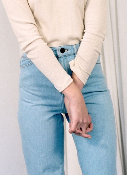 Inventory Magazine / cool jeans