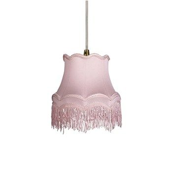 (Syrummet) - Fönsterlampa LampGustaf Moster Rosa 18cm 476kr