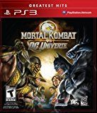 Mortal Kombat Vs DC Universe (PS3)by Warner Bros.2316% Sales Rank in Video Games: 80 (was 1933 yesterday)Platform: PlayStation 3(1) (Visit the Movers & Shakers in Video Games list for authoritative information on this product's current rank.)