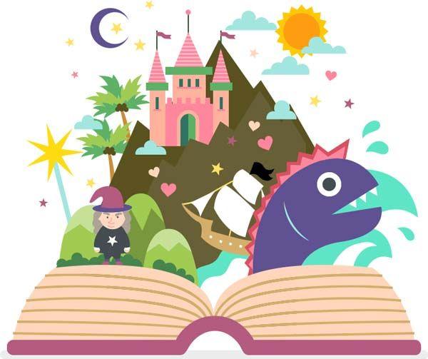 Cuentos populares ¡reinventados! Te presentamos 4 cuentos populares patas arriba. Cuatro cuentos infantiles clásicos reinventados para sorprender a los niños con historias originales.