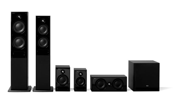 C Series - The new KEF C Series has been engineered to uphold the company's long-held tradition of making speakers that provide the most accurate response possible at the price point. This aim gives the listener the satisfaction of hearing a recording with almost studio or concert-hall clarity and precision. In the case of the KEF C Series, this performance is normally associated with speakers of a much higher price.