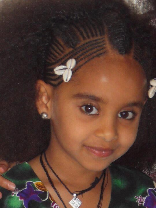 Tremendous 1000 Images About Black Little Girl Hairstyles On Pinterest Hairstyles For Women Draintrainus