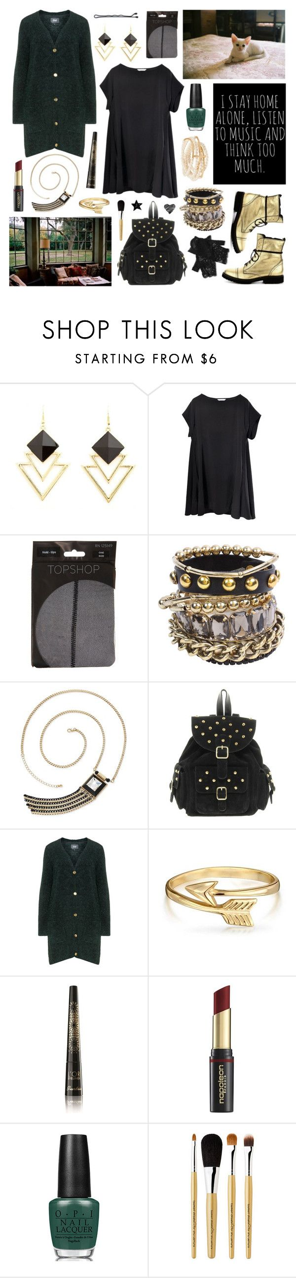 """you know that it's you"" by surma ❤ liked on Polyvore featuring Charlotte Russe, CENA, ASOS, Bar III, Zizzi, Bling Jewelry, Guerlain, David Jones, OPI and Guide London"