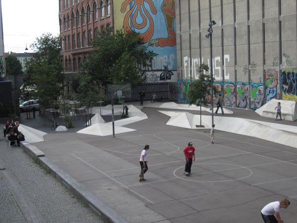 Image result for skate spot copenhagen