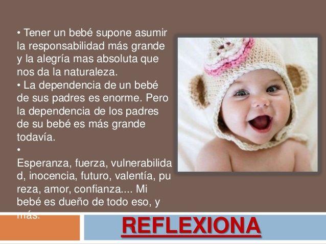 Imagenes De Bebes Con Frases Lindas