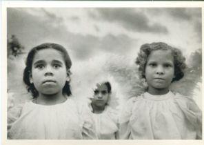 Fotofolio Postcard, First Communion, Juazeiro do Norte, Brazil, Sbastiao Salgado