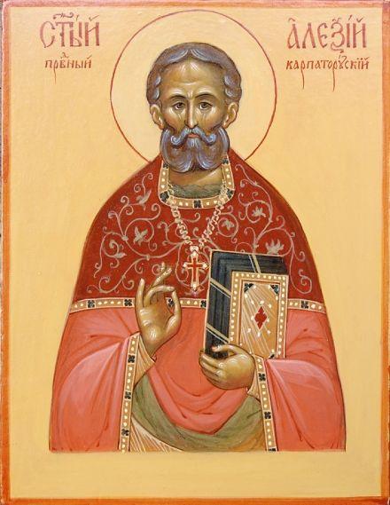 Saint Alexis of Wilkes-Barre - Alexis Toth - Wikipedia, the free encyclopedia
