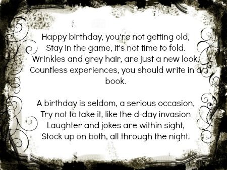 What is a happy 80th birthday poem?