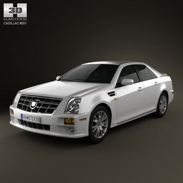 Cadillac Stsv: 44 Best Images About Cadillac 3D Models On Pinterest
