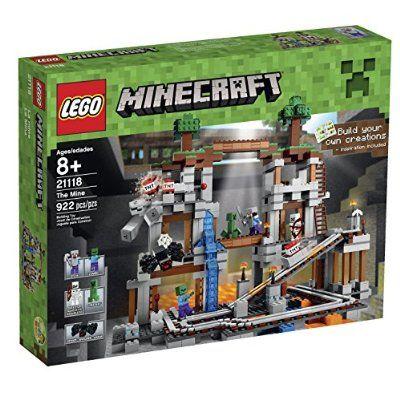 LEGO Minecraft 21118 The Mine【並行輸入品】