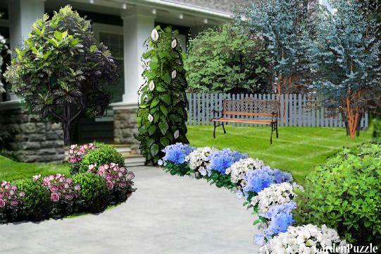 17 Best Images About Garden Design Ideas On Pinterest