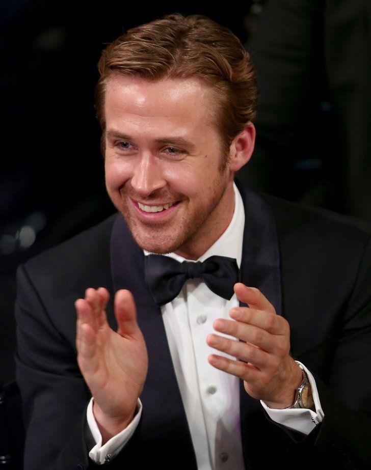Pin for Later: Oui, Ryan Gosling Était Bien aux SAG Awards