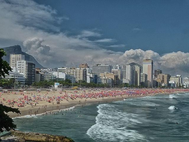 Praia do Leblon, Rio de Janeiro - leblon.com.br
