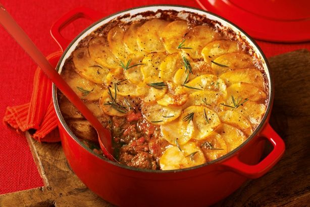 Rich and hearty, this sumptuous casserole will warm you to the core.