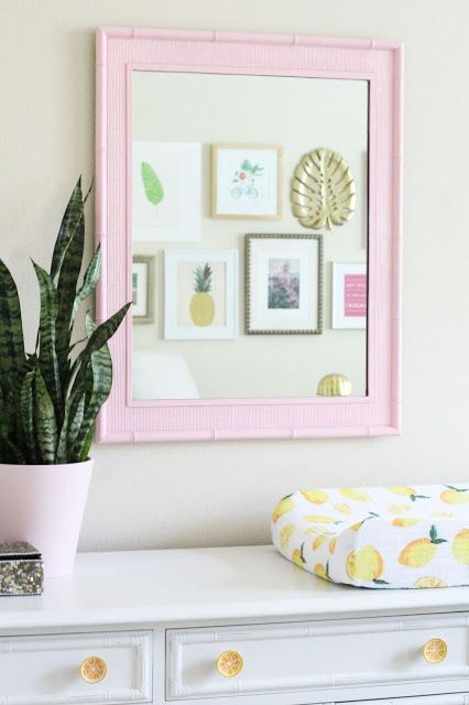 Life with a Dash of Whimsy: 2 Vintage DIY Makeovers and a Nursery Sneak Peek