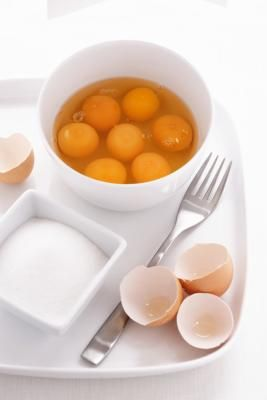 Substitutes for Eggs When Baking
