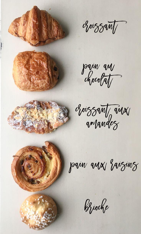 Pastry in Paris.
