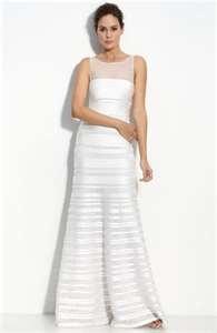 Wedding Dresses 2011 best illusion neckline wedding gown-monique ...