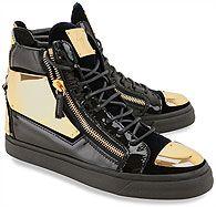 Zapatos para Hombres Giuseppe Zanotti Design, Modelo: ru4011-001